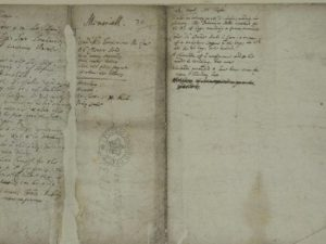 Windebank Memorandum for Van Dyck's house and rent (24 October 1633)