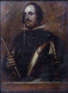 Emanuel Frockas, Count of Feria