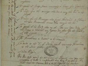 "Sir Francis Windebank: ""a house for Vandike"" (August 1633)"