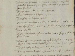 Certificate by the Lord Mayor of London 'precinct of Blackfriars' (23 December 1635)