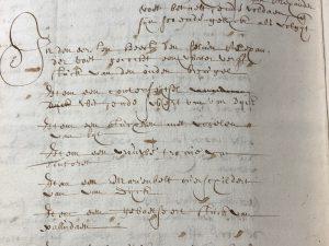 'Mary Magdalene' bought by Alexander Voet (17 November 1685)