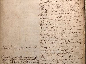 'Mary Magdalene' in the inventory of Joan Baptista Anthoine (28 March 1691)