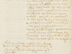 'Armida' bought by Alexander Voet (18 February 1689)