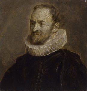 Portrait of Nicolaas Rockox