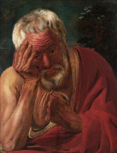 Saint Peter Repentant
