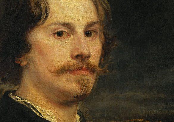 A Painter's Portrait: Van Dyck's Portrait of Pieter Soutman