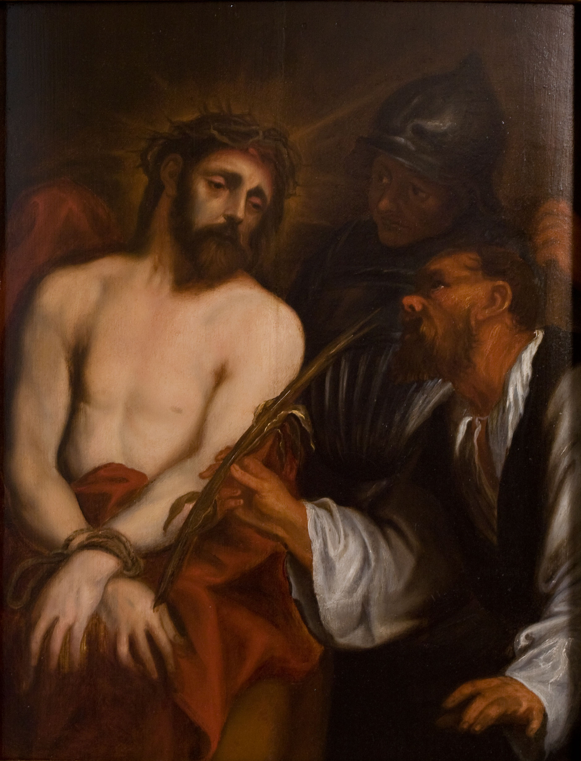 Mocking of Christ