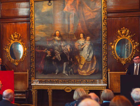The Royal Hospital 'Greate Peece' - Van Dyck or not Van Dyck?