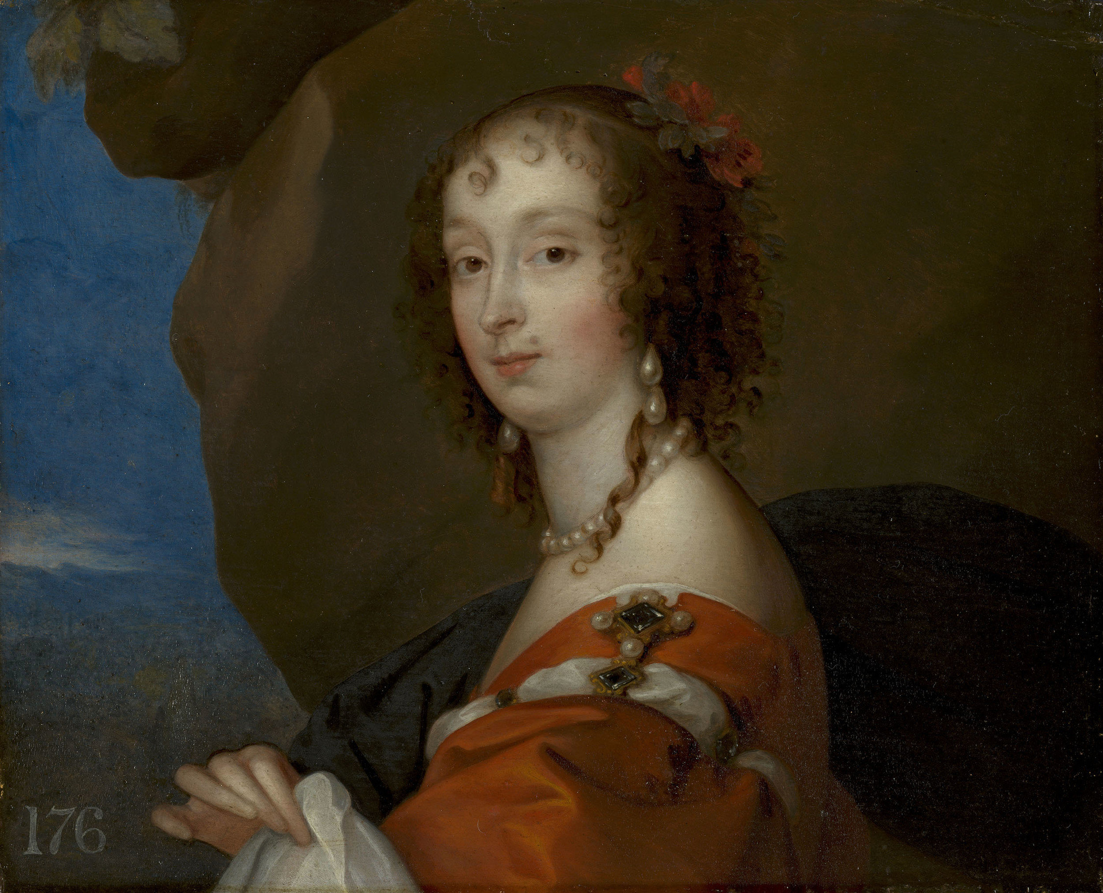 Diana Russell, Countess of Bradford (1624 – 1695)