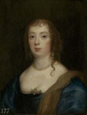 Anne Carr, Countess of Bedford (1615 - 1684)