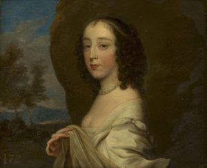 Penelope Naunton, Countess of Pembroke (1620 – ?47)