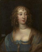 Frances Stuart, Countess of Portland (1617 - 1694)