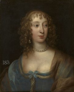 Frances Stuart, Countess of Portland (1617 – 1694)