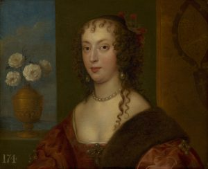 Anne Villiers, Countess of Morton (d. 1654)