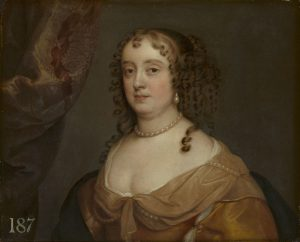 Barbara Villiers, Countess of Suffolk (1622 – 1681)