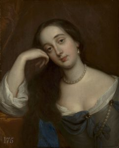 Barbara Villiers, Duchess of Cleveland (1641 – 1709)