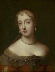 Frances Stuart, Duchess of Richmond (1647 - 1702)