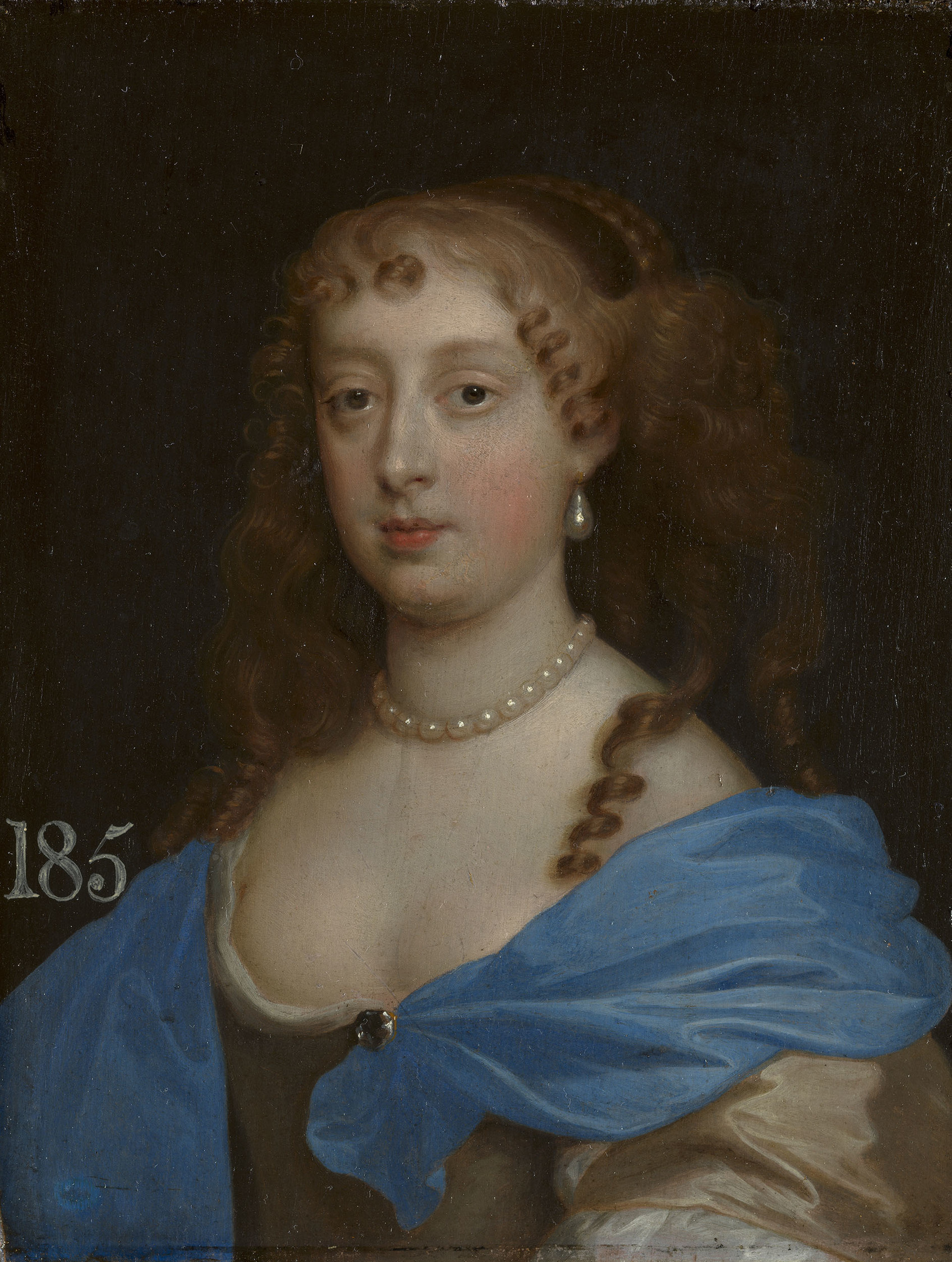 Elizabeth Wriothesley, Countess of Northumberland (1646 – 1690)