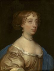 Henrietta Boyle, Countess of Rochester (1646 - 87)