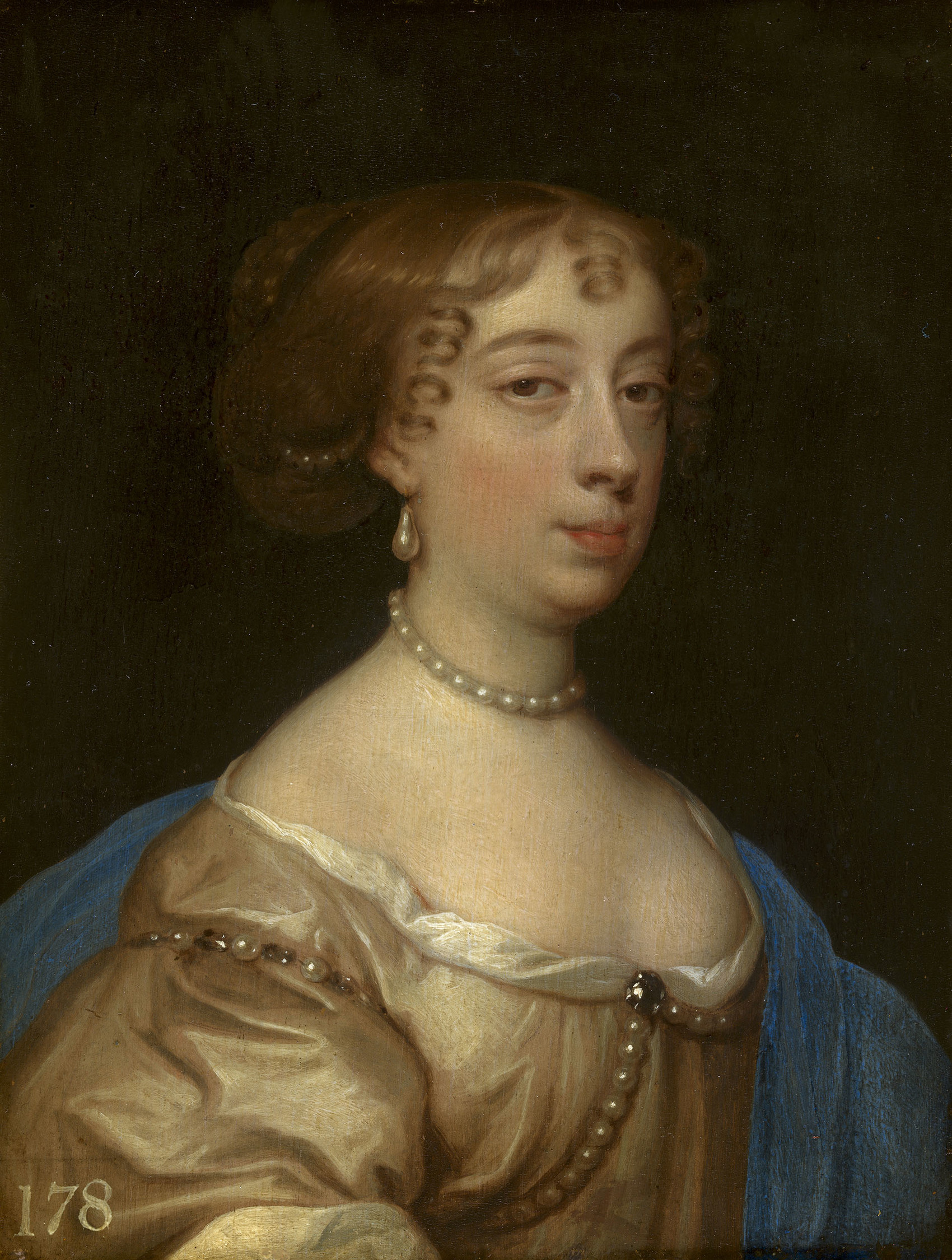 Henrietta Boyle, Countess of Rochester (1646 – 87)