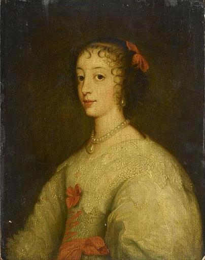 Henriette de France (1609 – 1669)