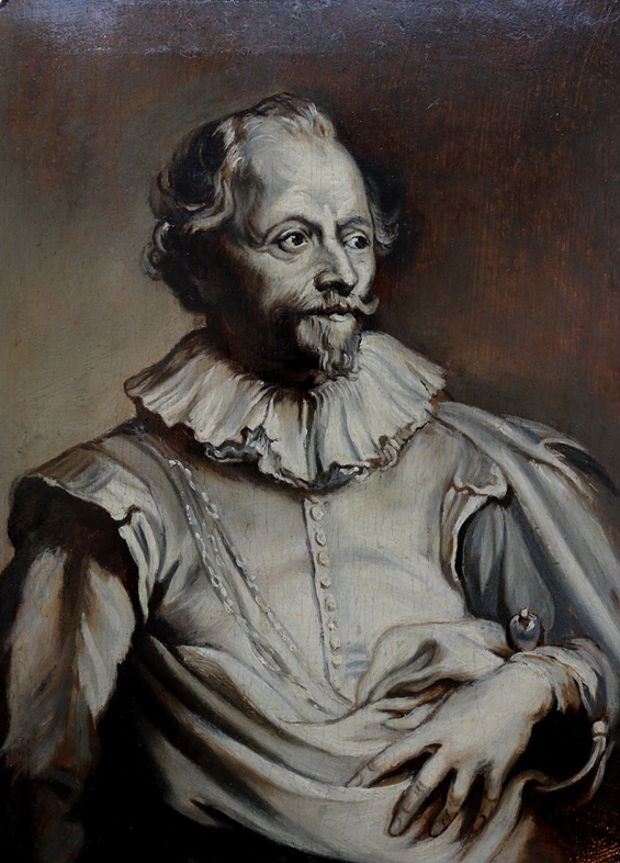 Paul de Halmale (1596 – 1643)
