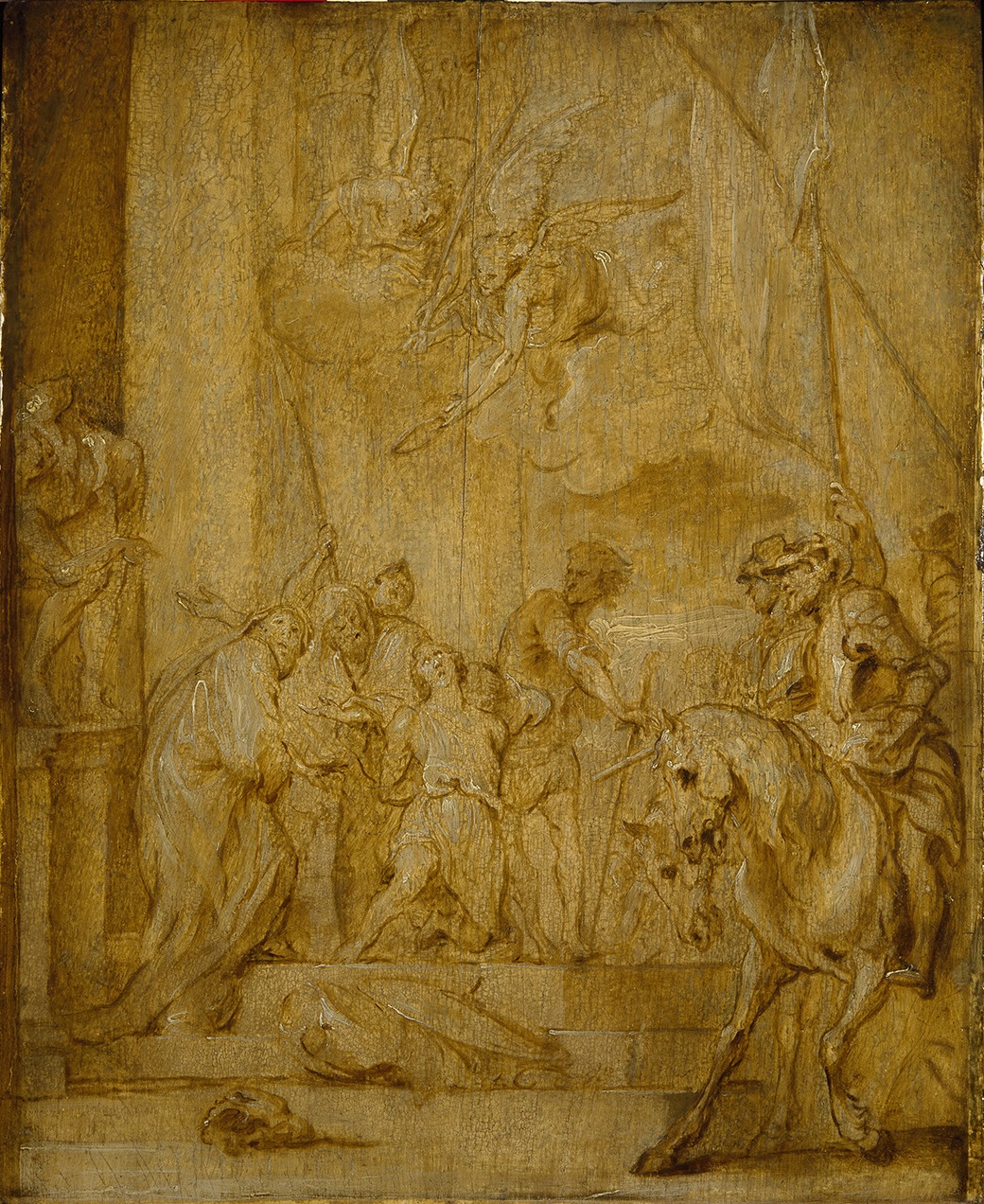 The Martyrdom of St. George