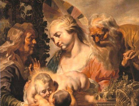 The Early Work of Jacob Jordaens — Ludwig Burchard