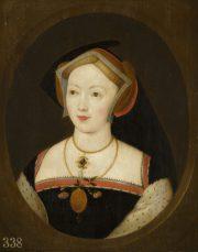 Portrait of Lady Mary Boleyn (c.1499 - 1543)