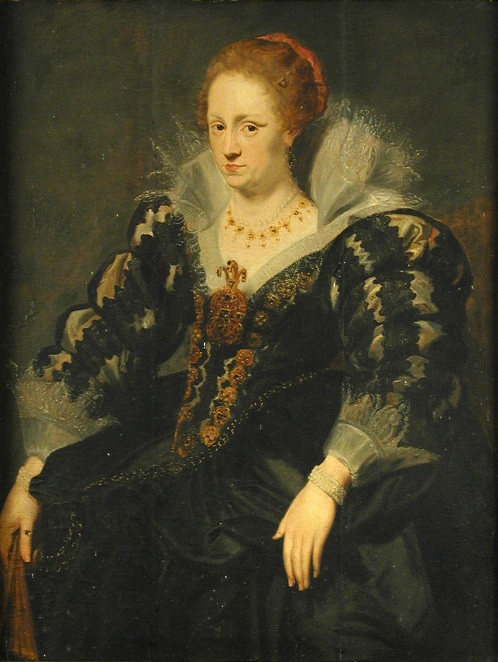 Jacqueline de Caestre (d. 18 July 1618)