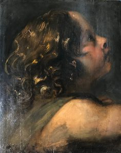 Head of St. John the Baptist