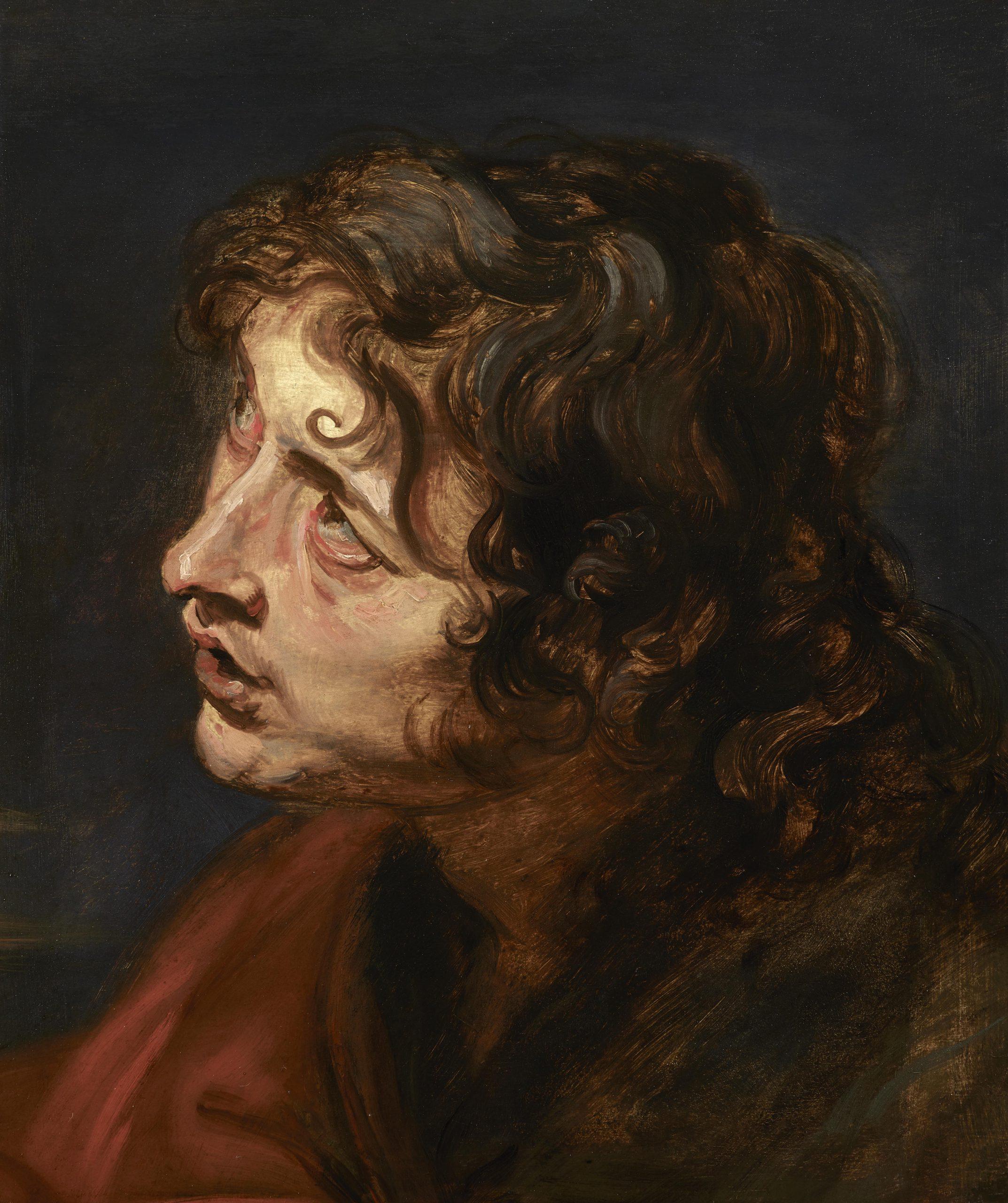 Head of St. John