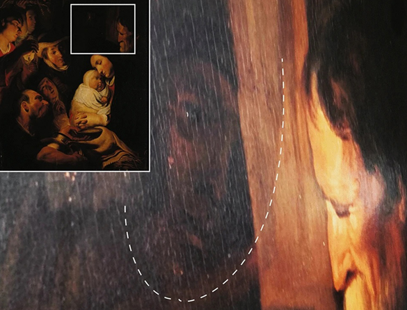 The rediscovery of an <i>Adoration of the Shepherds</i> by Jacques Jordaens: a multidisciplinary approach combining dendroarchaeology and art history