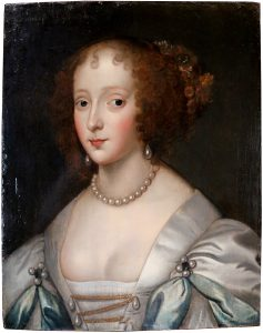 Portrait of Anne Carr, Countess of Bedford